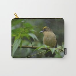 Birds from tropical forest Carry-All Pouch