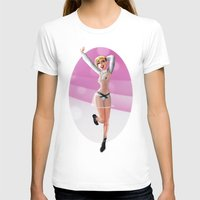 miley T-shirts featuring Miley by raulovsky (Raúl Ramos Melo)