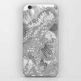 Psychedelic Pattern 1 iPhone Skin