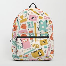 Stationery Love Backpack