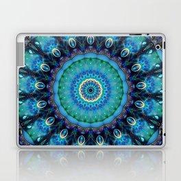 Jewel Of The Ocean Mandala Laptop & iPad Skin