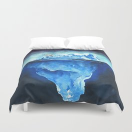 I'm Used To It - Print Duvet Cover