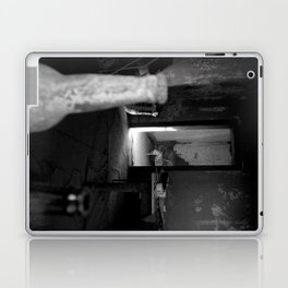 Fear of dust in my mouth is always with me Laptop & iPad Skin