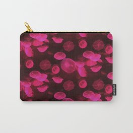 PINK JELLFISH Carry-All Pouch