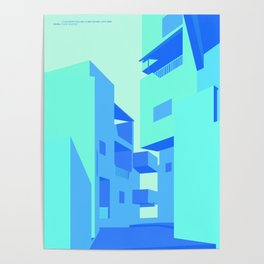 [INDEPENDENT] VACATION VILLAGE - ELIE AZAGURY Poster