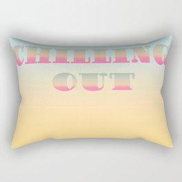 CHILLING OUT 3 Rectangular Pillow