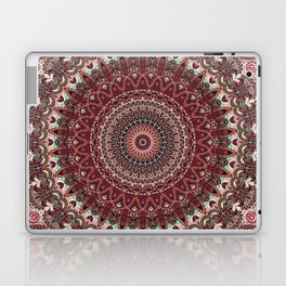 Mediterranean Boho Kaleidoscope Laptop & iPad Skin