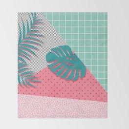 Santa Monica #society6 #decor #buyart Throw Blanket