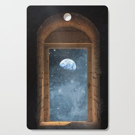 DOOR TO THE UNIVERSE Cutting Board