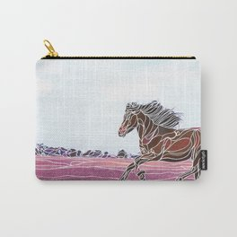 Wild Horse 1 Carry-All Pouch