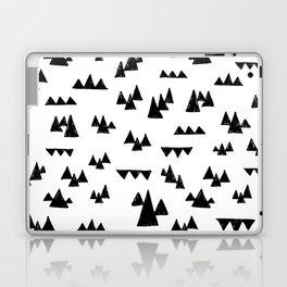 Nordic trees Laptop & iPad Skin