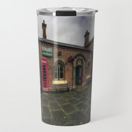 Hadlow Road Railway Station Travel Mug