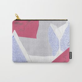 confused shocked thrilled Carry-All Pouch