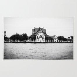 Templo. Thailandia. Rug