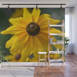 Sunny Flower Wall Mural