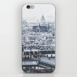 Rooftops - Architecture, Photography iPhone Skin