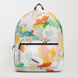 toto: abstract painting Backpack