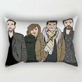 Bastille Rectangular Pillow