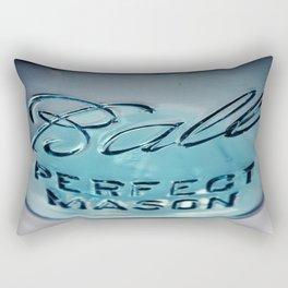 Mason Jar Rectangular Pillow
