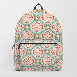 Alhambra Tile Backpack