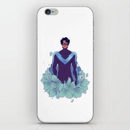 FLORA: Dick iPhone Skin