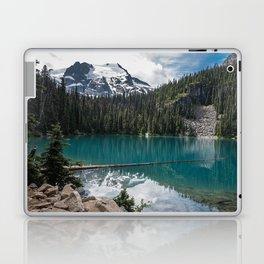 Joffre Lakes, Pemberton BC, Canada Laptop & iPad Skin