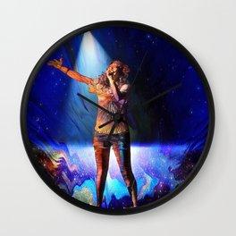 Into The Light(Joevannah Cortes) Wall Clock