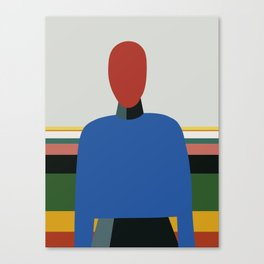 MANWOMAN Canvas Print