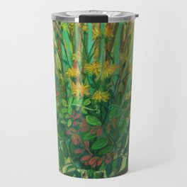 Bouquet from the Finnish Bay Travel Mug