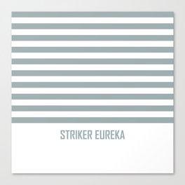 Striker Stripes Canvas Print