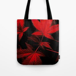 DaPlant - Red --- #GREENRUSH Tote Bag