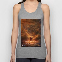 Beyond The Bounds: Deities and Mortals – Teaser Promo Unisex Tank Top
