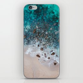 The Ocean Drone Photo iPhone Skin