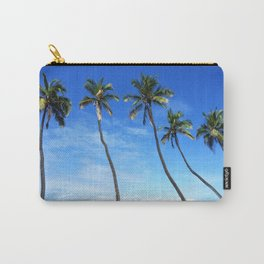 Maui Palm Trees Carry-All Pouch