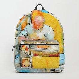 Ceramist craftsman Backpack