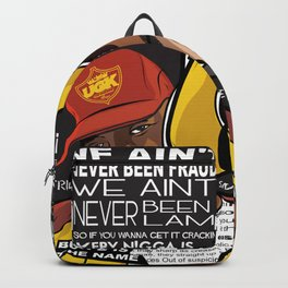 UGK Is Da Click Backpack
