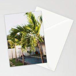 Bali Palm Stationery Cards