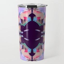 Bohemian art Travel Mug