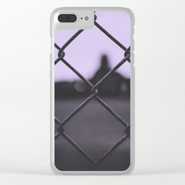 Other Sides Clear iPhone Case