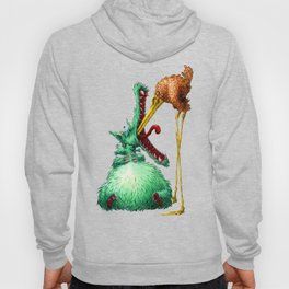 THE WOLF AND STORK Hoody