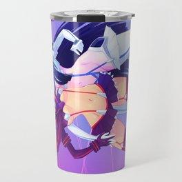 Ryuko and Satsuki Travel Mug