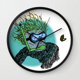 Hugo Lasavanne Wall Clock