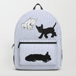 It's a dog's life Backpack
