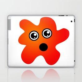 Surprised Spot Laptop & iPad Skin