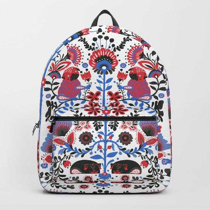 The Pug of Folk Backpack