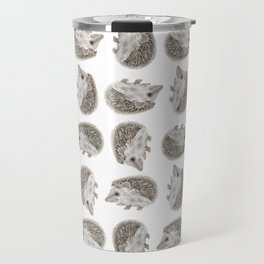 Hedgehog Jamboree Travel Mug