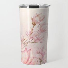 Vintage Garden (Magnolia Passion) Travel Mug