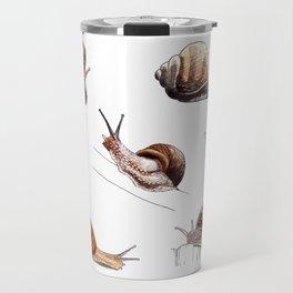 Snail party Travel Mug
