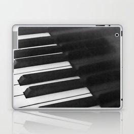 Old grand piano Laptop & iPad Skin