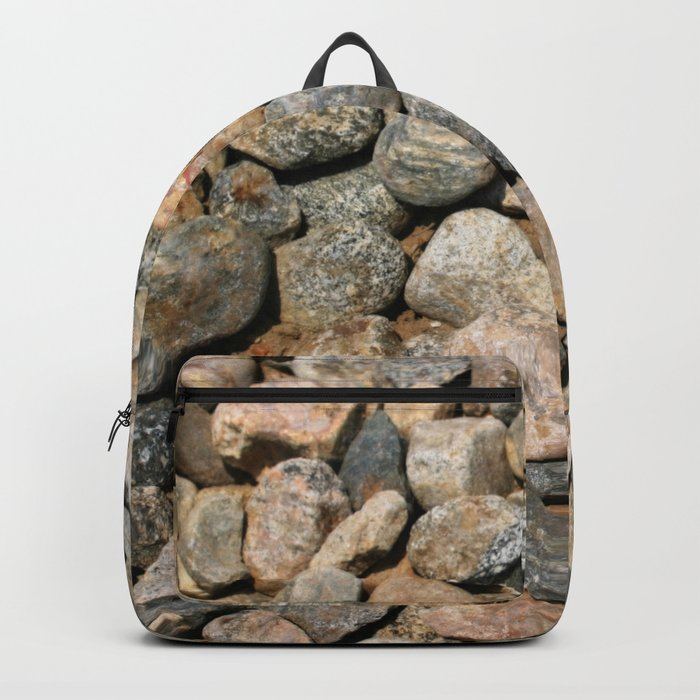 Gravel Stones Backpack